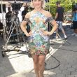 Julianne Hough Promotes 'Dancing With The Stars' On Extra, Shows off Luscious Curves