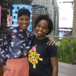 Keke Palmer and Alicia Quarles Team up with Get Schooled in NYC