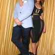 Jennifer Lopez & Casper Smart Celebrate JLo's 46th Birthday at 1OAK
