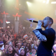 Ludacris Hosts LIGHT Nightclub's Forbidden Ball