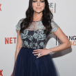 Laura Prepon Dazzles in Forevermark Diamonds at the NY 'Orange Is The New Black' Premiere