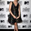 Giorgio Armani Dresses Teresa Palmer for MTV Fandom Awards at Comic-Con 2016