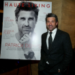 Patrick Dempsey Celebrates Haute Living Los Angeles Cover