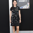 Lucy Liu Spotted Wearing Bruno Magli at Comic Con