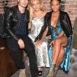 Christina Milian & Josh Henderson Attend Karma International's 'Karma Masquerade'