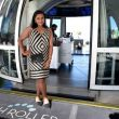 Mindy Kaling Launches Her Birthday Weekend on The High Roller