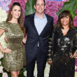Samantha Harris Hosts American Cancer Society Giants of Science Gala Honors