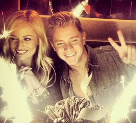 Emily Maynard and Jef Holm still together