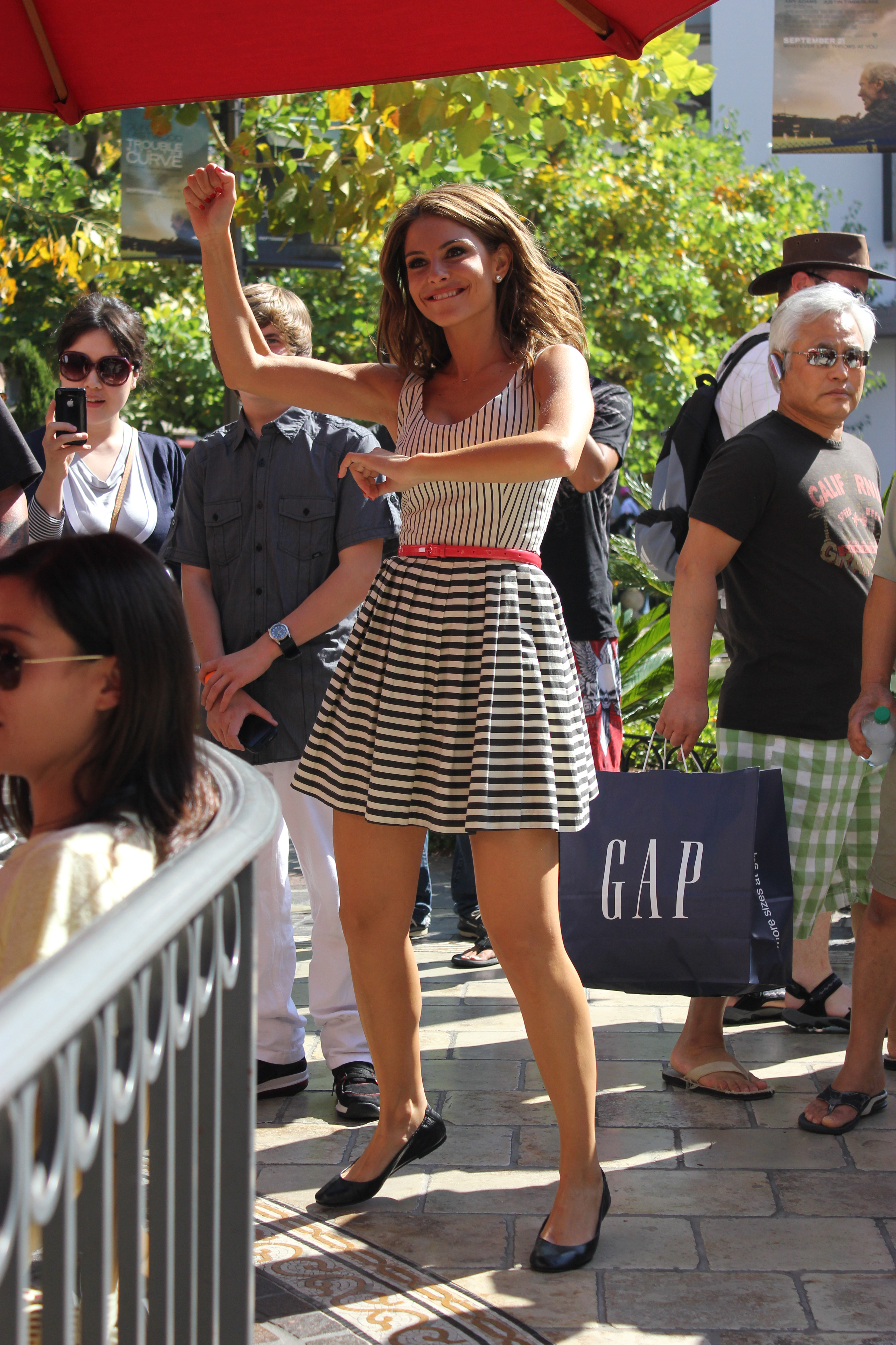 Maria Menounos makes directorial debut in Gangnam style