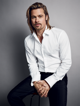 Brad Pitt Chanel No. 5 ad