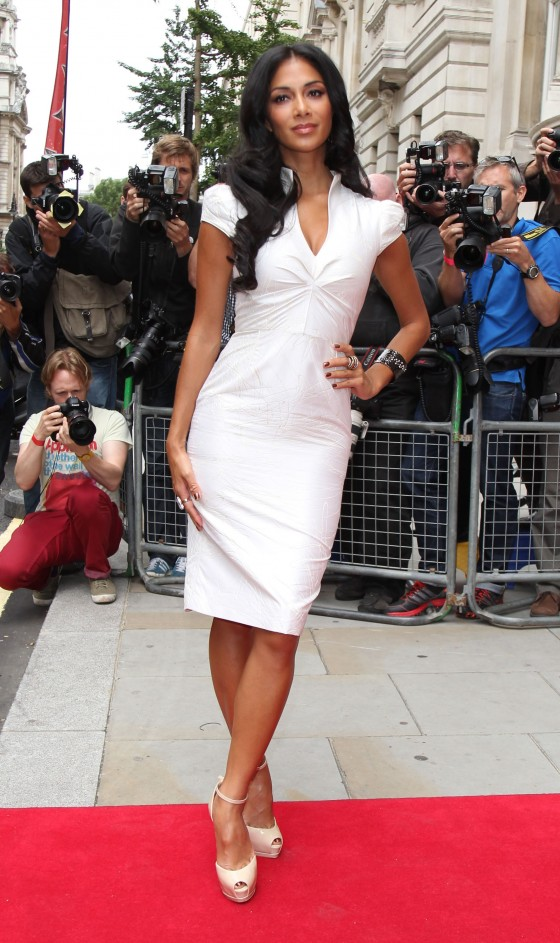 Nicole Scherzinger suffered from Bulimia