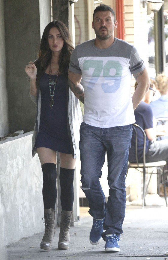 Megan Fox & Brian Austin Green: First Time Parents!