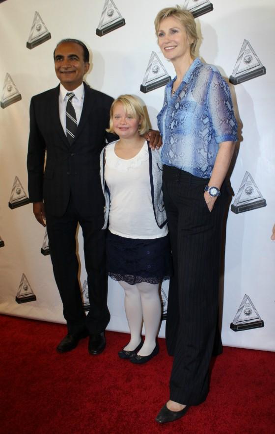 2012 Media Access Awards Glee Cast