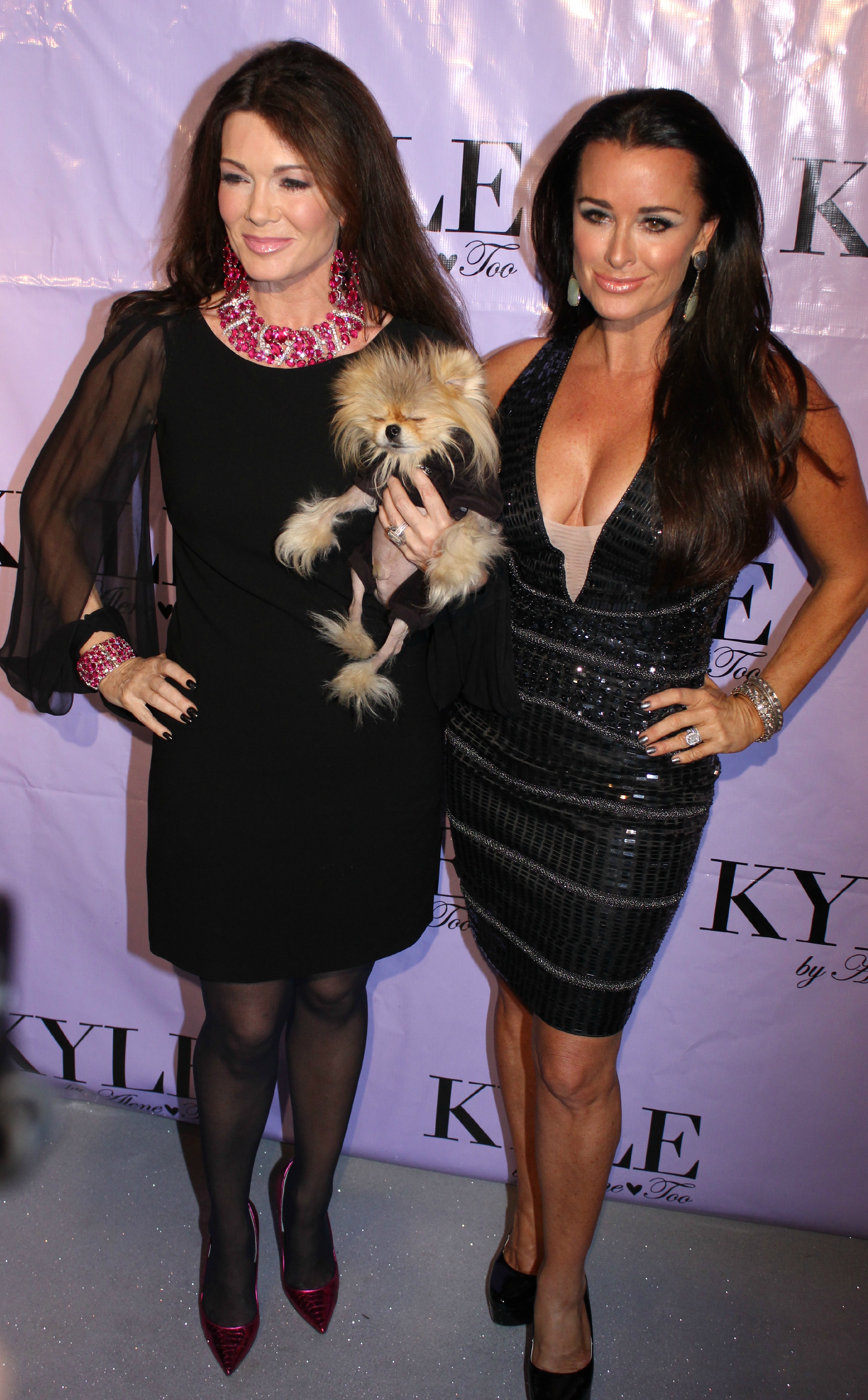 Kyle Richards Celebrates Boutique Grand Opening With Star