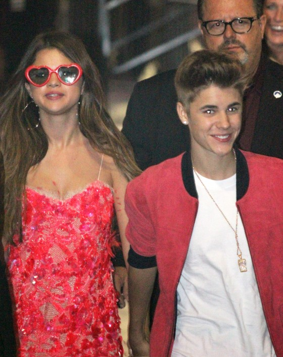 Justin Bieber and Selena Gomez break up