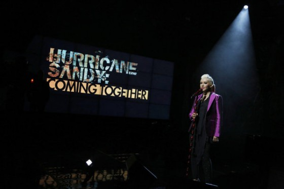 Hurricane Sandy: Coming Together - Season 2012