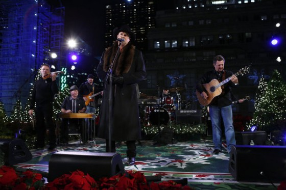 Trace Adkins Christmas Rockefeller Center