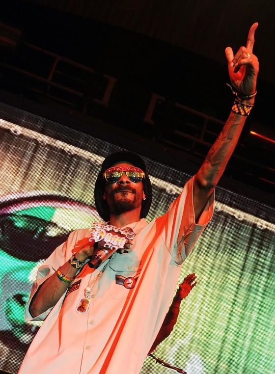 Snoop Dogg Performs At 10th Annual Gran Turismo Awards
