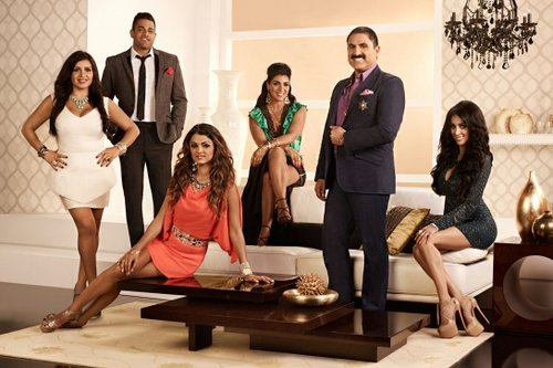 Shahs of Sunset Season 2 cast