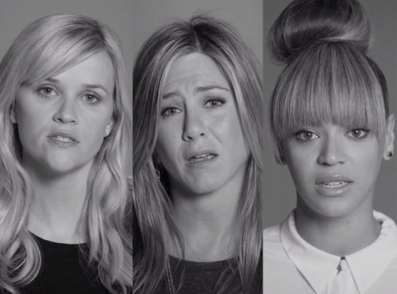 """""""It's Time"""": Celebrities Lend Their Voice For Gun Control PSA"""