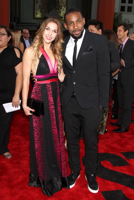 Stephen 'Twitch' Boss and Allison Holker Engaged