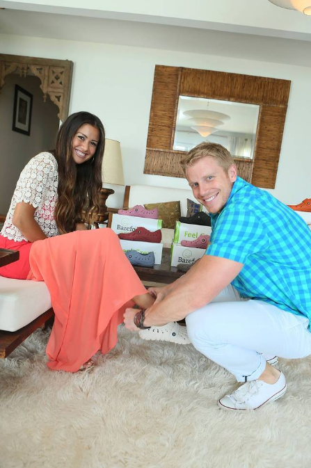 The Bachelor 39 S Sean Lowe And Catherine Giudici Delay