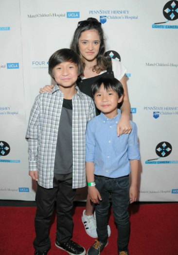 Celebrities Attend 4th Annual Lights Camera Cure Hollywood ...