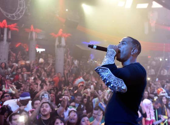 Ludacris in concert