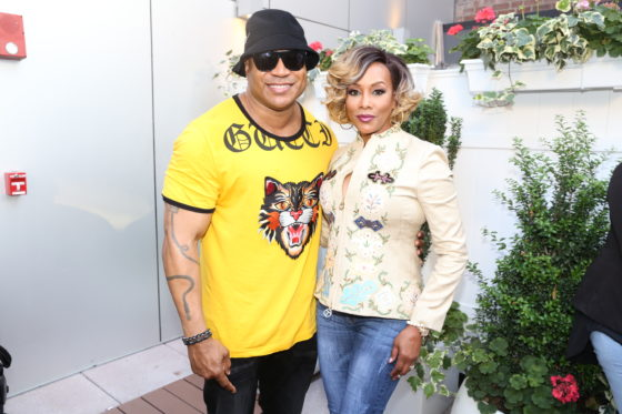 LL Cool J and Vivica A. Fox