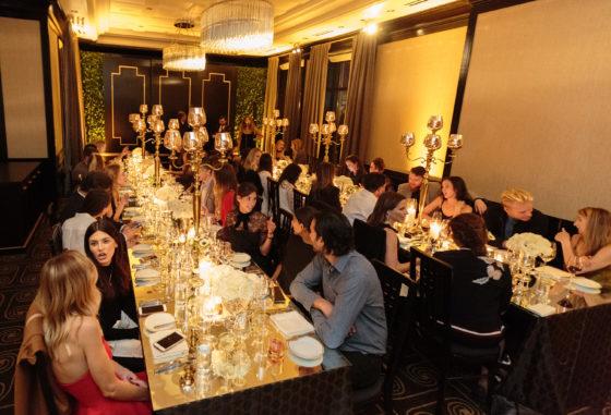 Waldorf Astoria Live Unforgettable Dinner Series 1