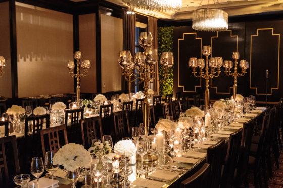 Waldorf Astoria Live Unforgettable Dinner Series 5