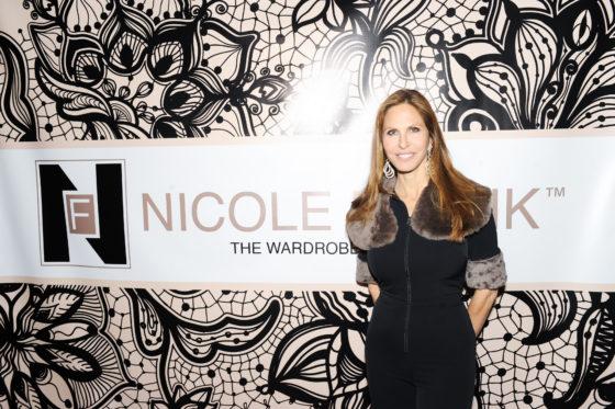 Fashion Designer Nicole Frank of Nicole Frank Clothing