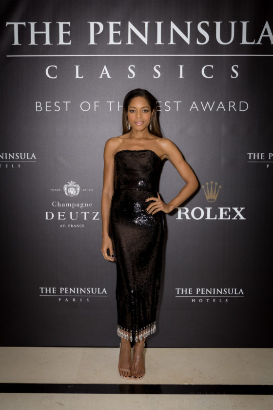 Naomie Harris Celebrates The Third Annual The Peninsula Classics