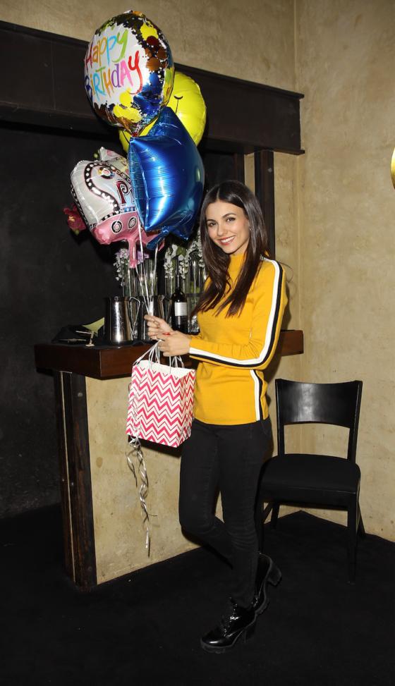 Victoria Justice Birthday Party